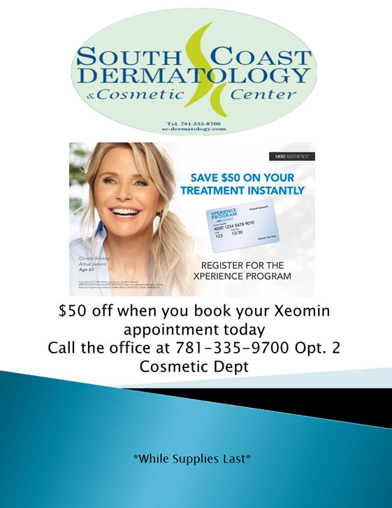 South Coast Dermatology News and Promotions - South Coast